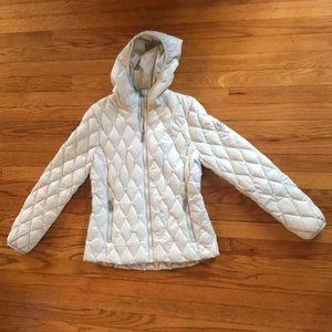 Michael by Michael Kors packable down fill coat